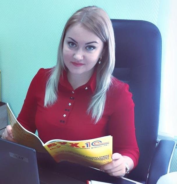 "Кулагина Мария Викторовна, бухгалтер ООО ""Спецводстрой"""